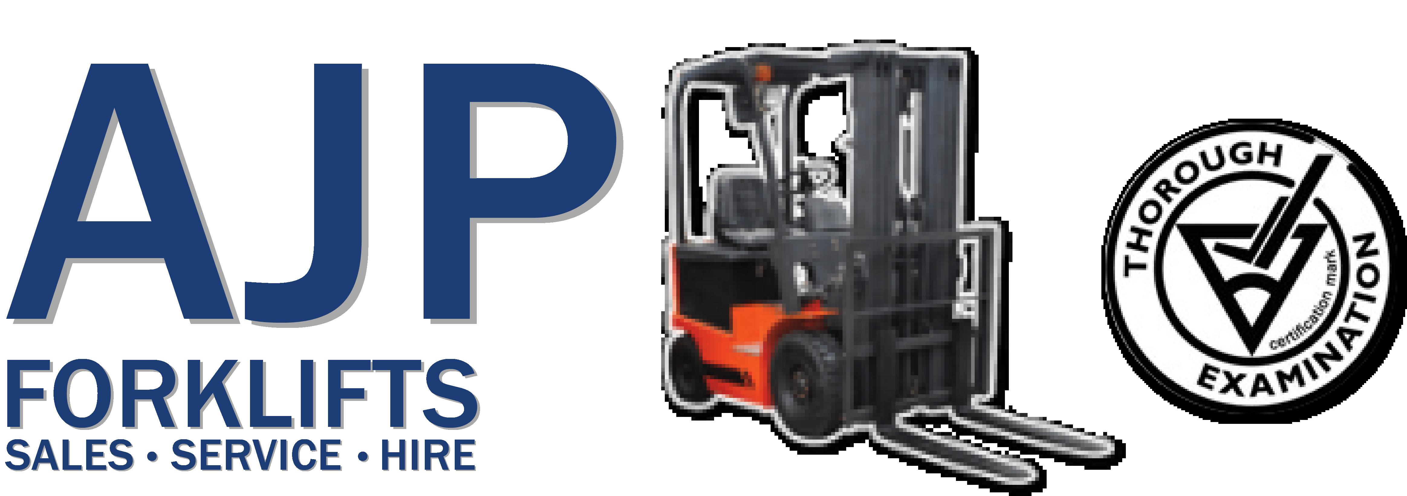 Forklift company | AJP Forklifts Ltd